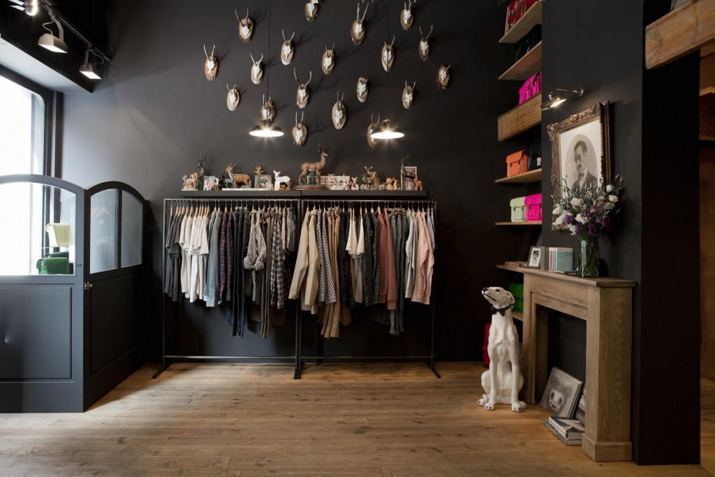 Barcelona clothing stores