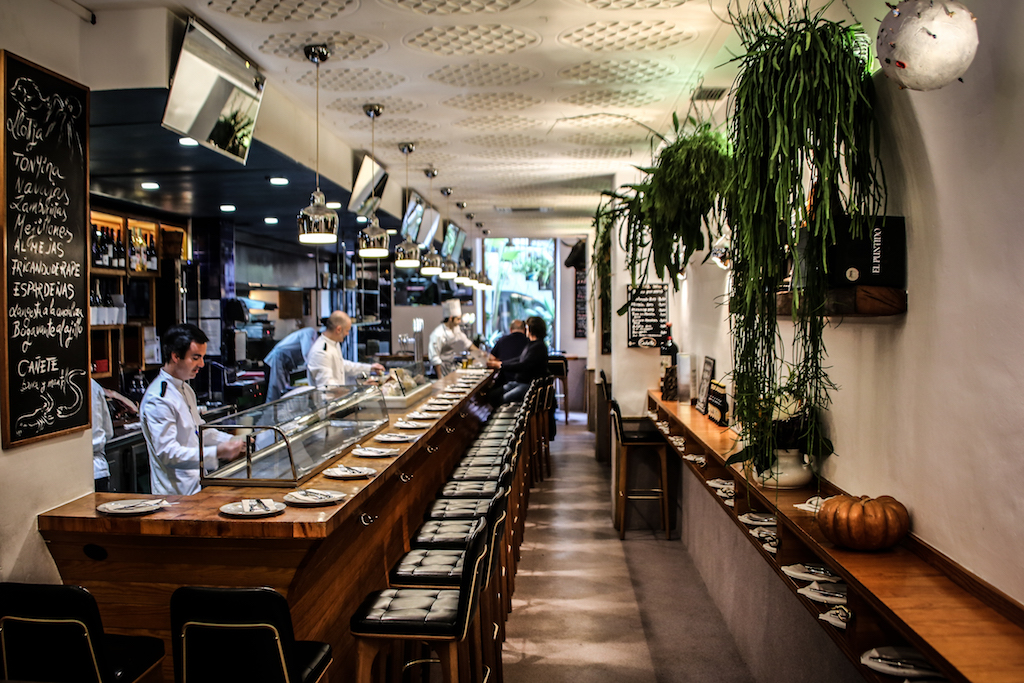 Restaurant Of The Week Bar Ca 241 Ete In The Raval