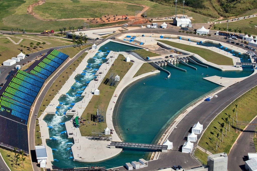 The Olympic Center at Deodoro | © Chronus/WikiCommons