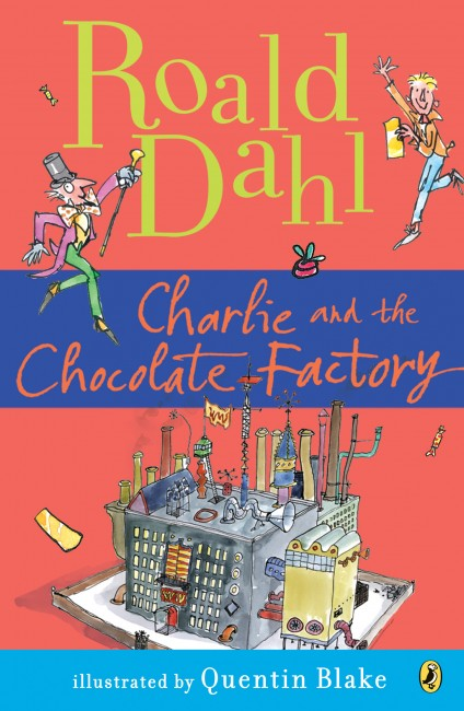 Charlie and the Chocolate Factory | © Penguin