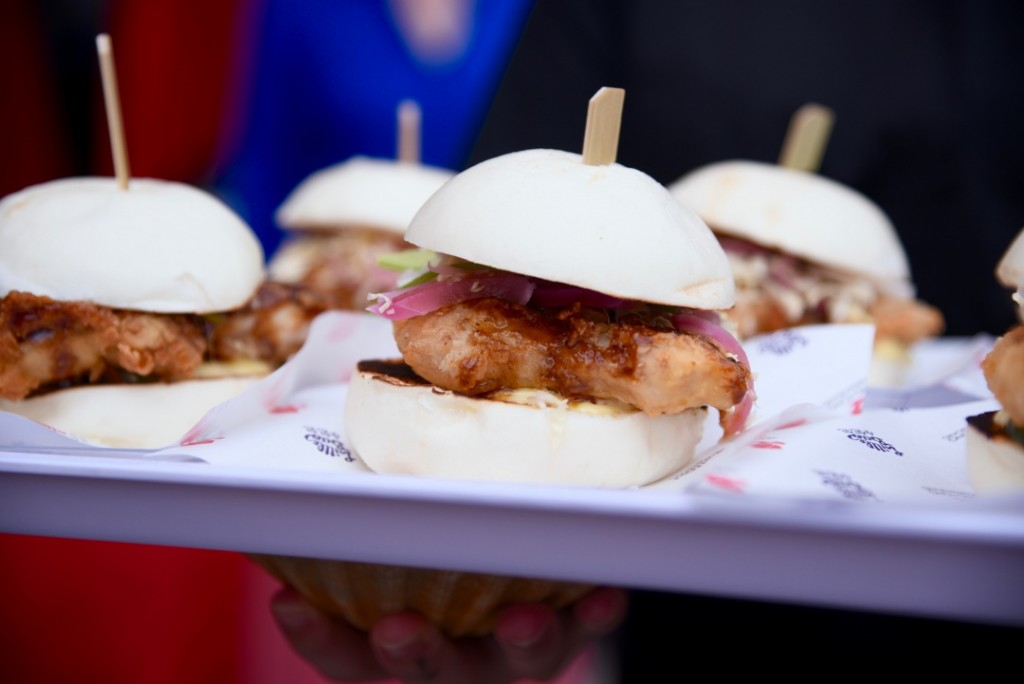 Chef May Chow's Pork Belly Bao © Photo courtesy of Hong Kong Tourism Board