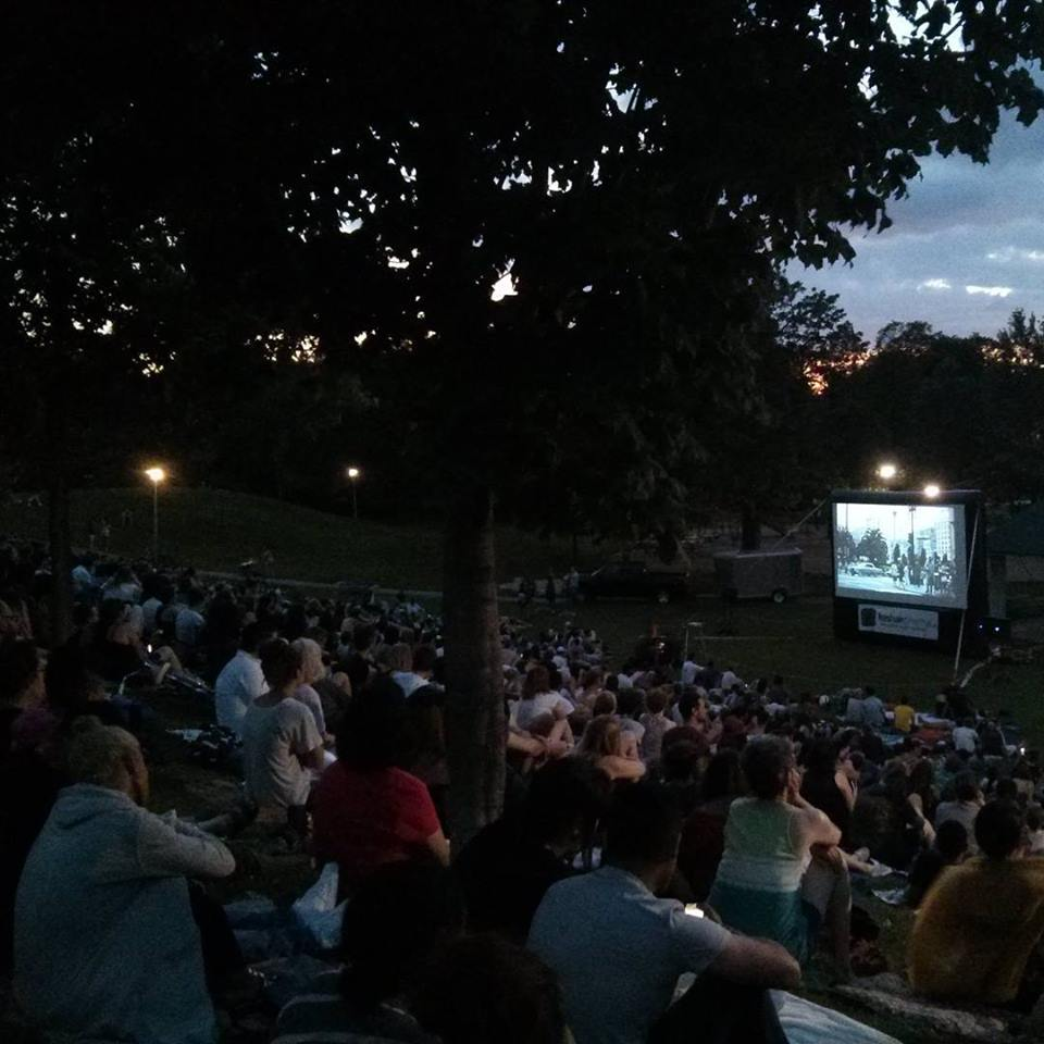 Courtesy of Christie Pits Film Festival