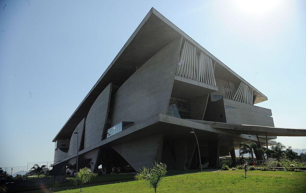 Cidade das Artes |©NMaia/WikiCommons