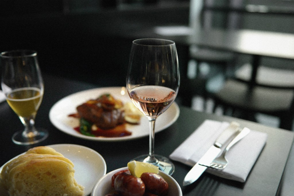 Wine & Meal | Courtesy of Shadow Wine Bar