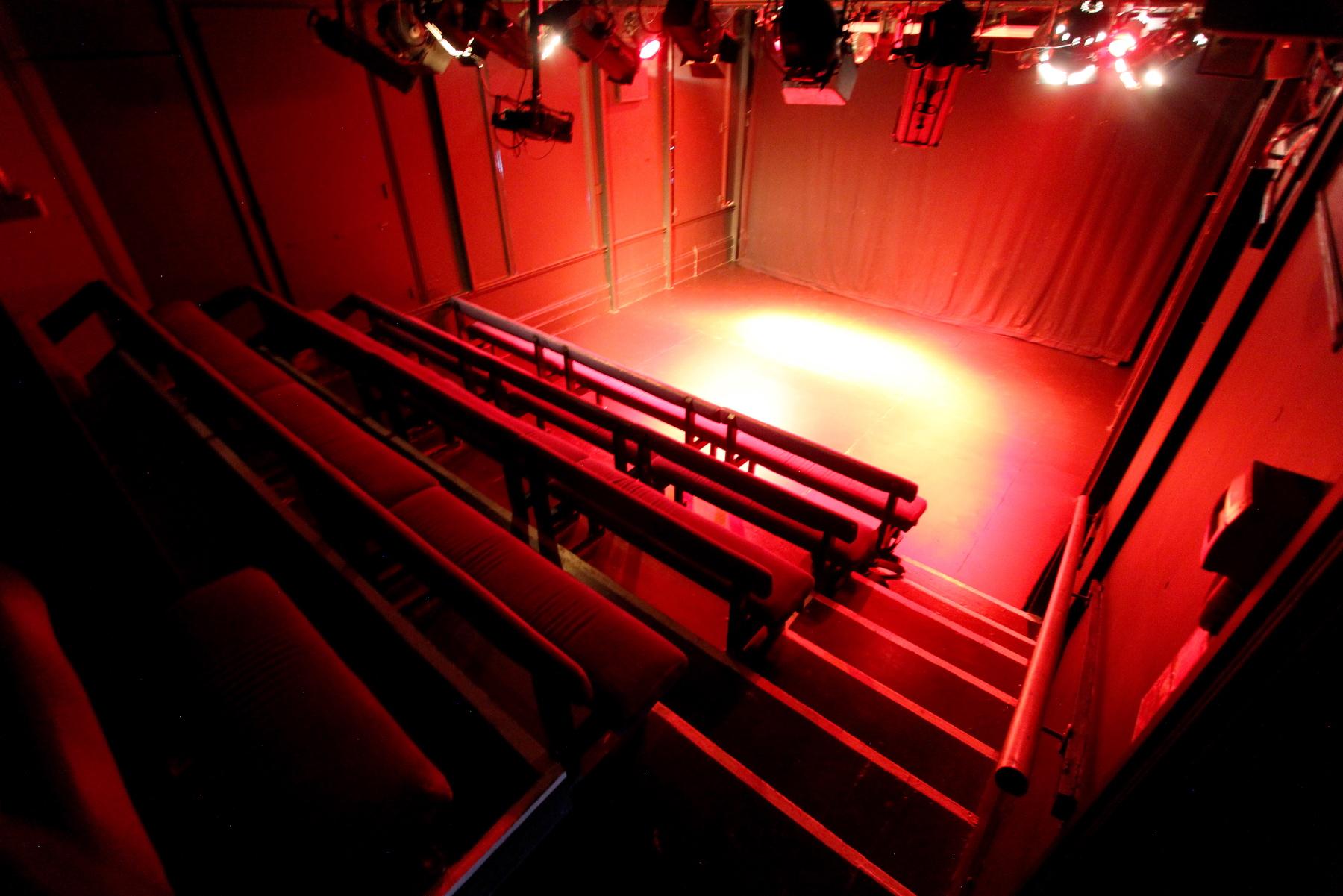 The Etcetera Theatre, Camden   ©Robert Piwko/Etcetera Theatre