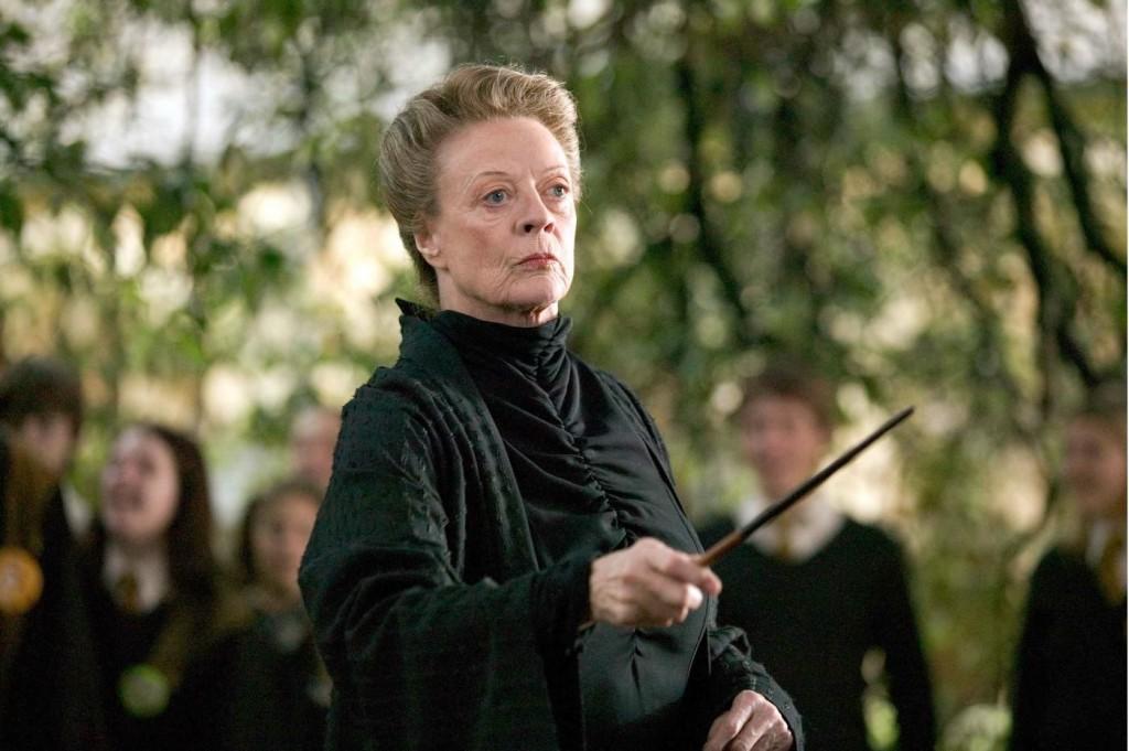 Professor Minerva McGonagall | © Warner Bros.