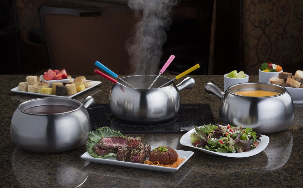 Four Course Experience | Courtesy of The Melting Pot Restaurants