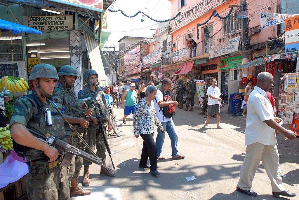 The army on guard |©ComputerHotline/WikiCommons