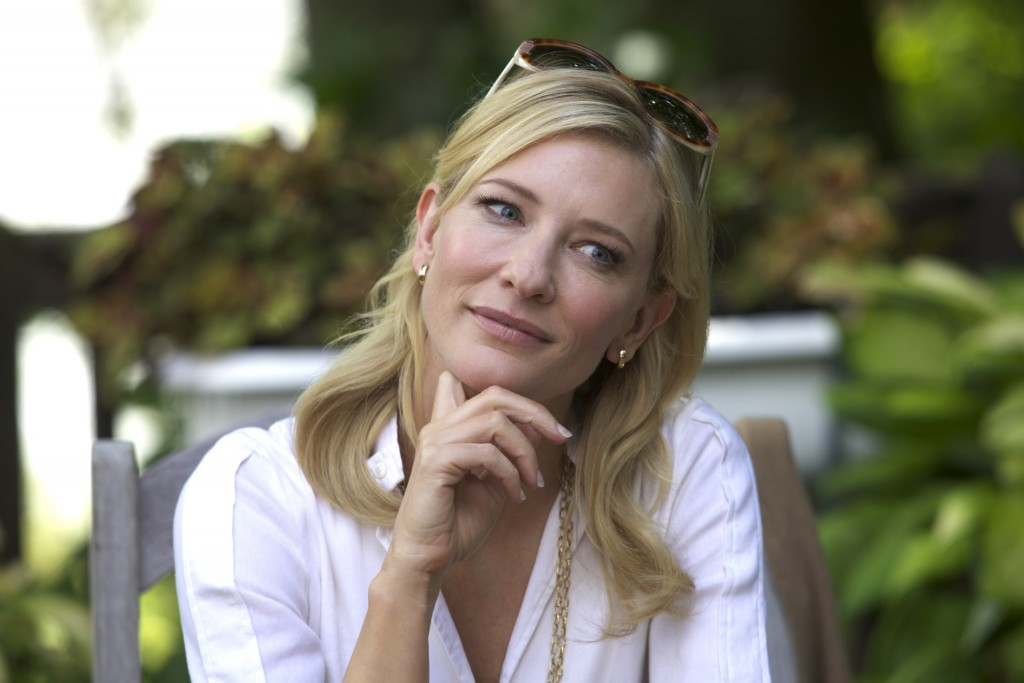 Cate Blanchett in Blue Jasmine   © Sony Pictures Classics