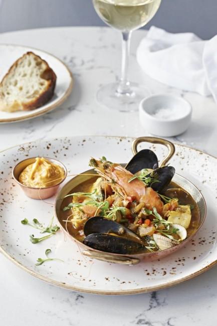 Summer Fish Stew | Courtesy of Galley