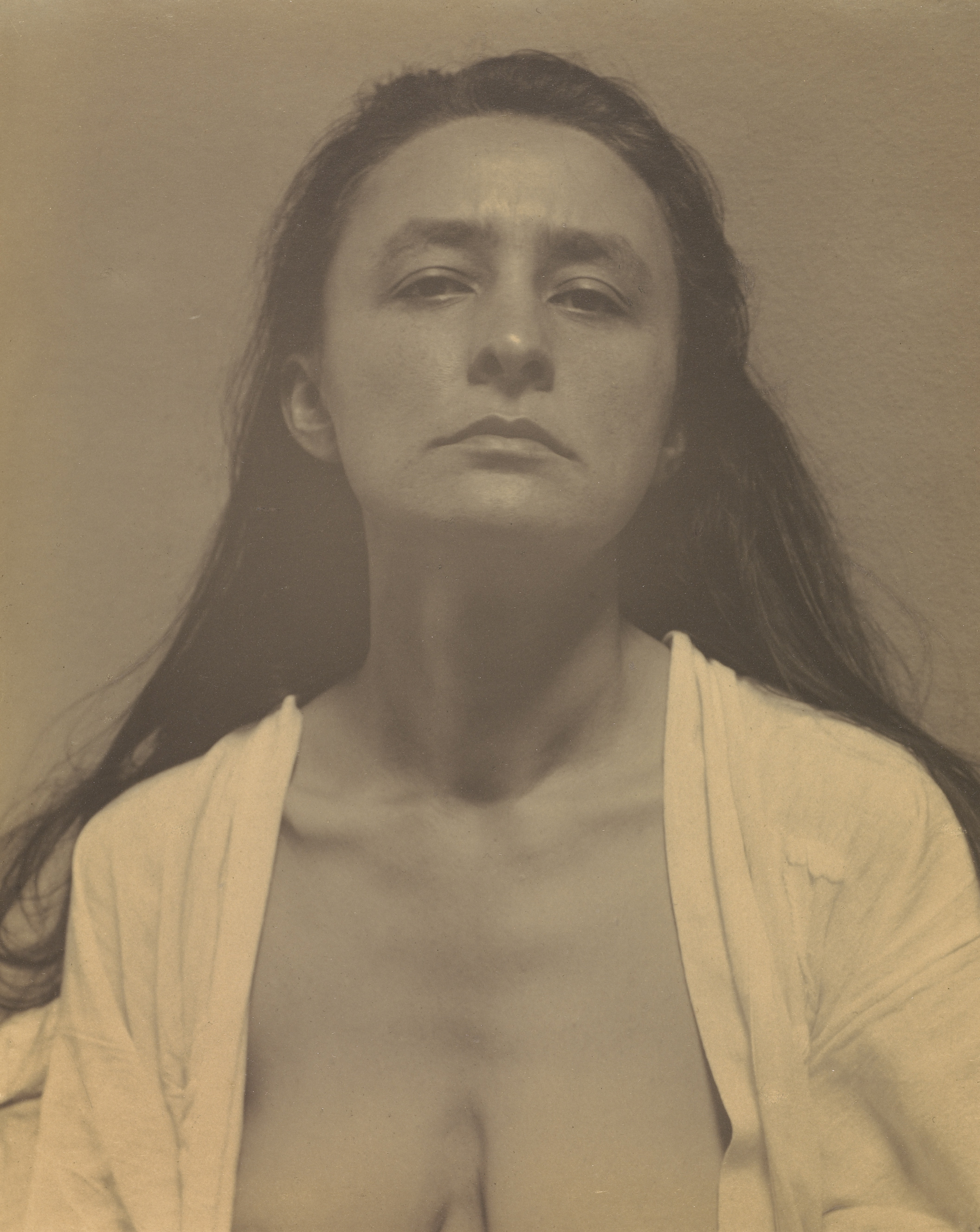 Alfred Stieglitz - Georgia O'Keeffe, 1918, The J. Paul Getty Museum, Los Angeles| ©The J. Paul Getty Trust