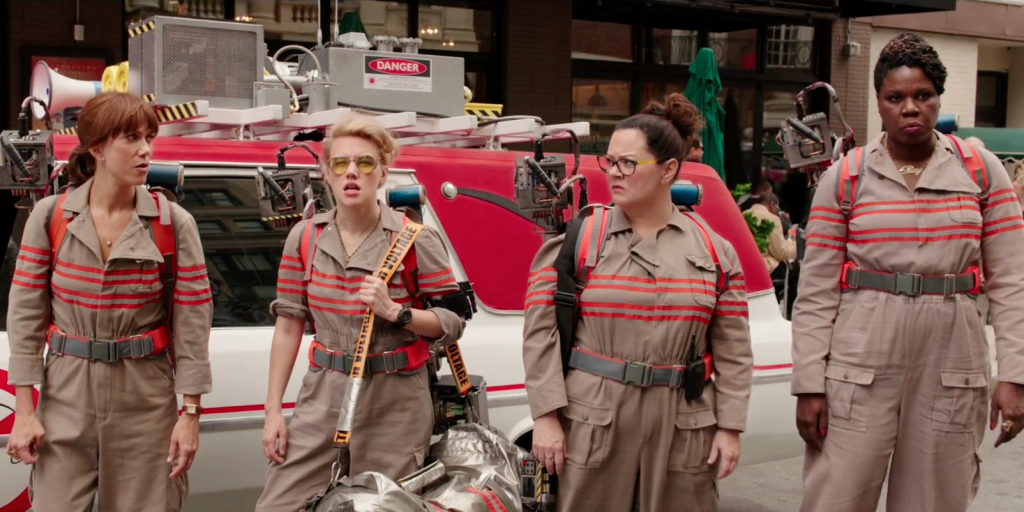 Banned in China. Ghostbusters won't be calling everywhere (Sony Pictures)