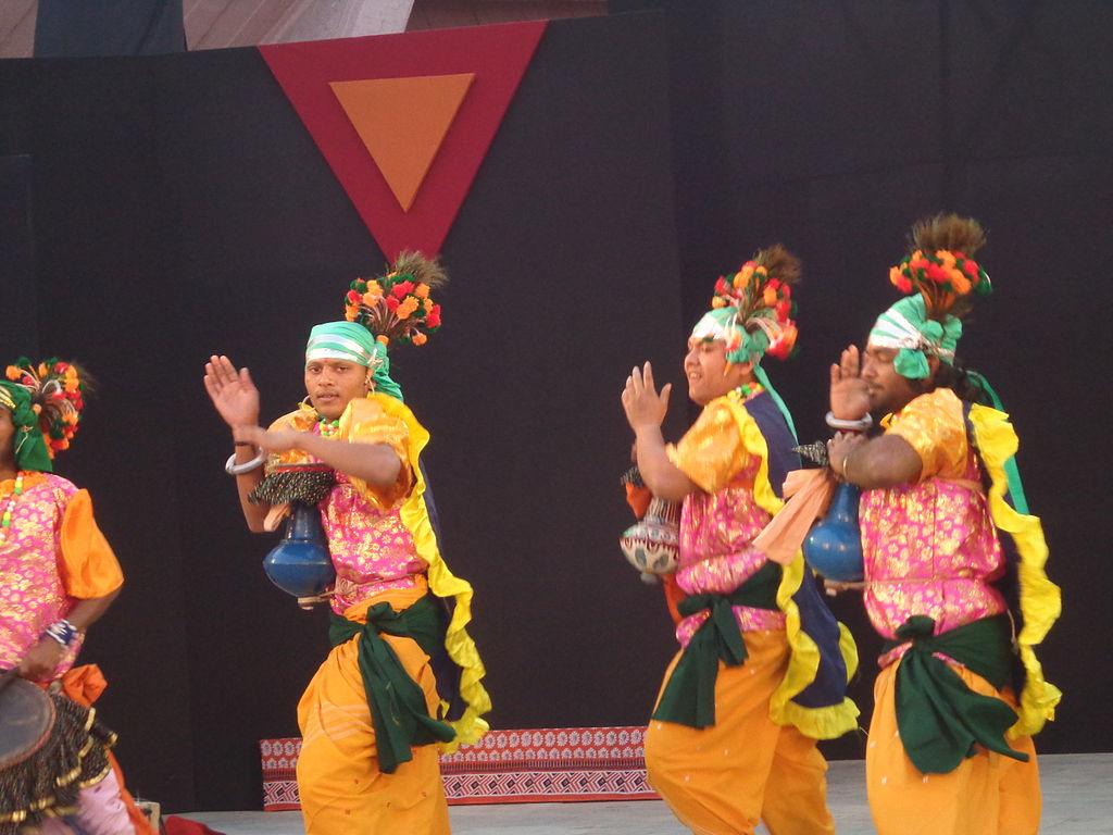 Ghumura of Odisha| © Akkkanksha| WikiCommons