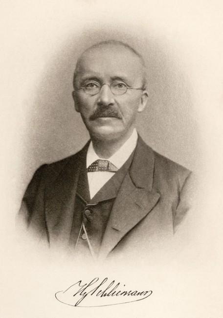 Heinrich Schliemann | © TheVovaNik (talk | contribs)/WikiCommons