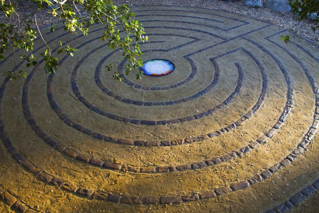 Brookwood Park Labyrinth | Courtesy of Chris Donton