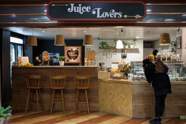 Juice Lovers Juicery