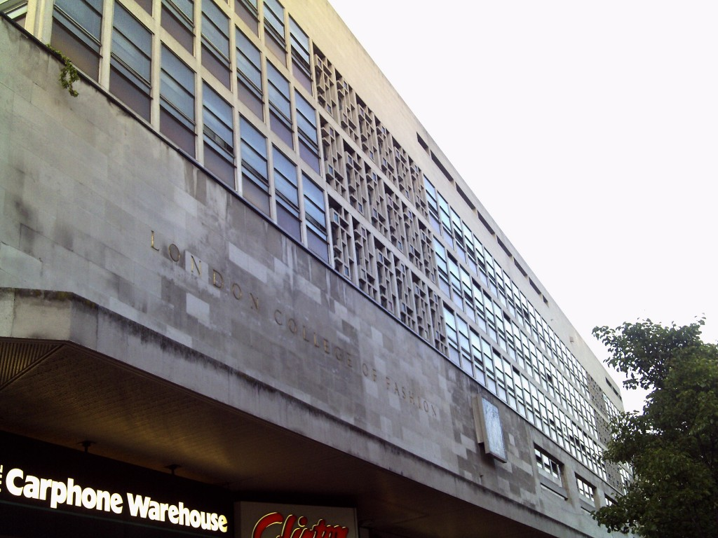The London College of Fashion | © Cjc13/WikiCommons
