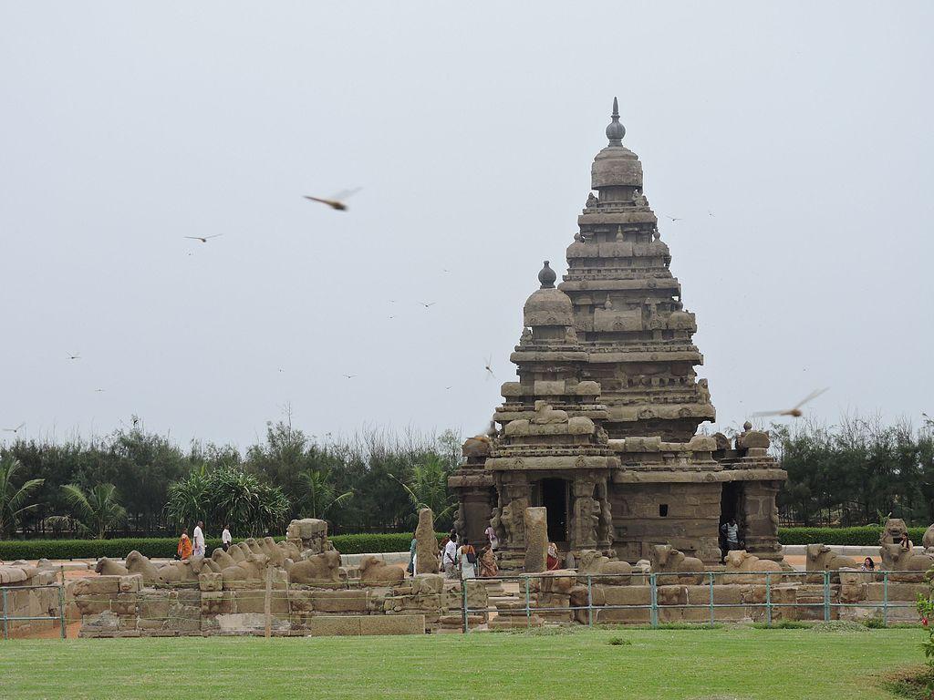 Mahabalipuram Temple | © S K Singh40/WikiCommons