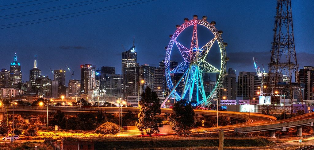 Melbourne Star | © Chris Phutully/Wikimedia Commons