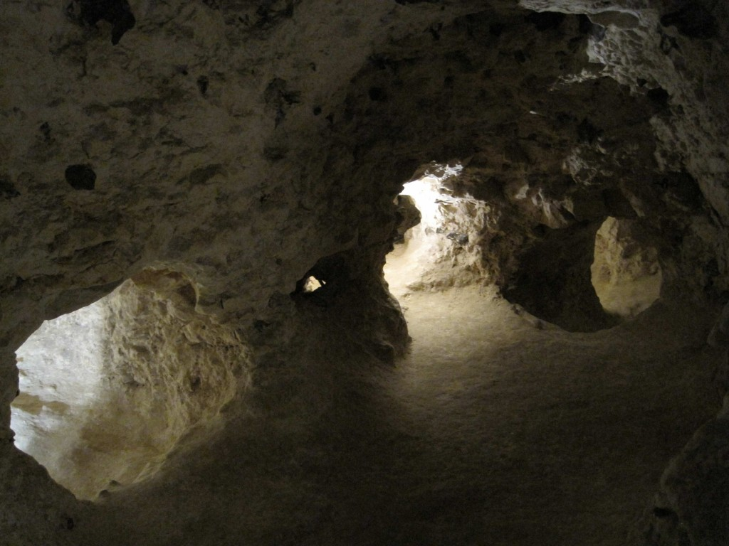Neolithic flint mines of Spiennes | © Jean-Pol Grandmont/Wikimedia Commons