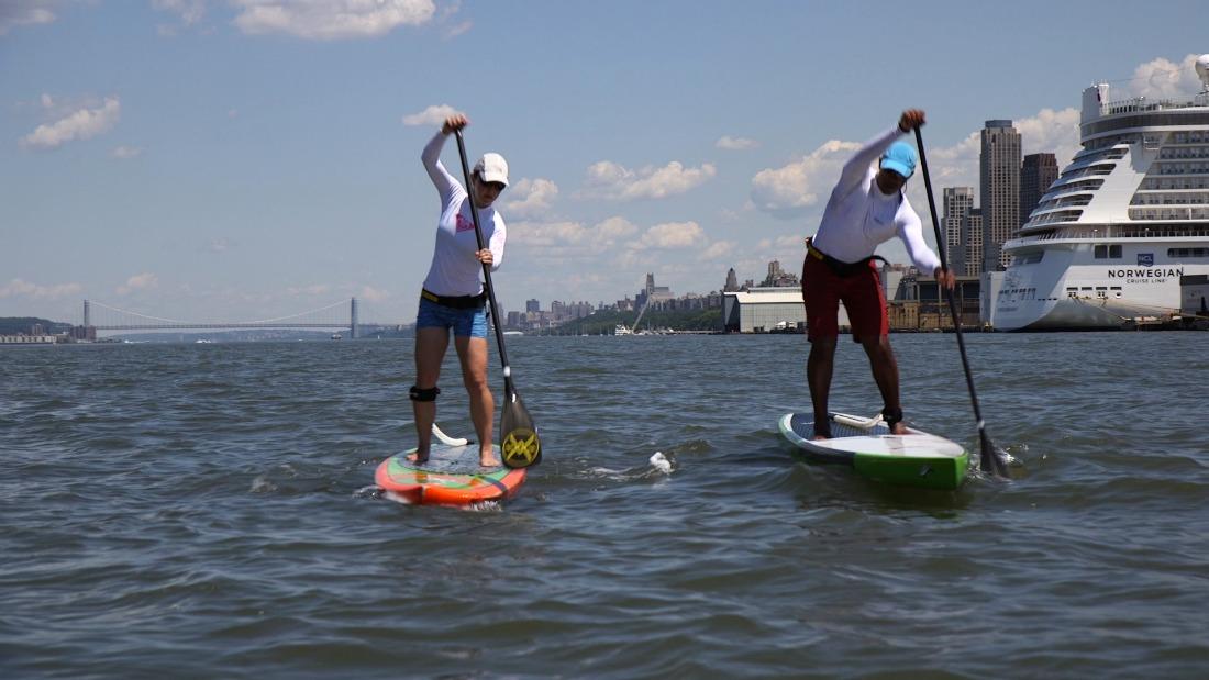 Courtesy of the Manhattan Kayak Company