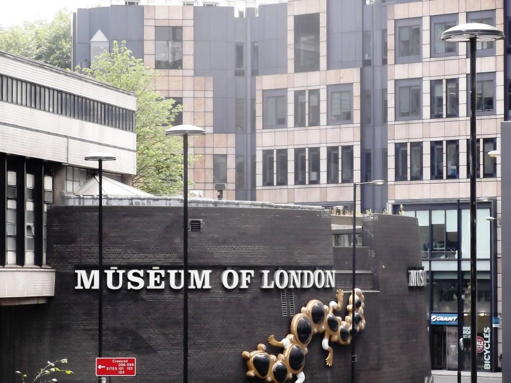 Museum Of London | © لا_روسا/WikiCommons