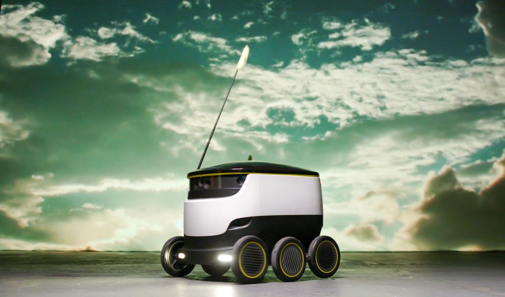 Image courtesy of Starship Technologies