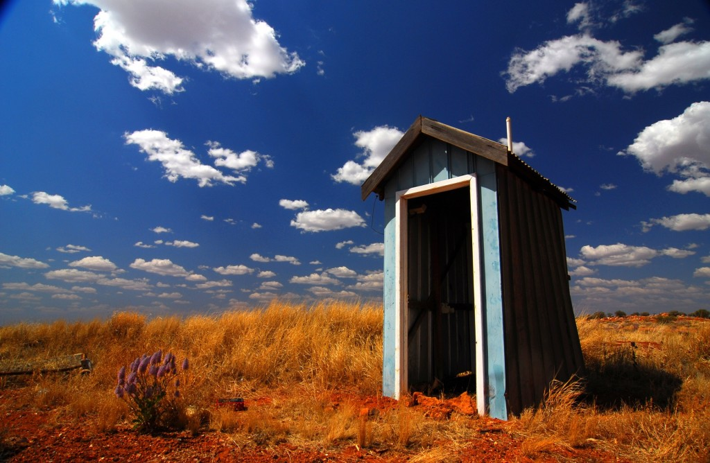 Toilet in the Outback | © Samillemitchell / Pixabay