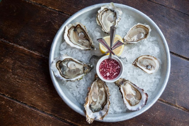Oysters | Courtesy of Wright Brothers