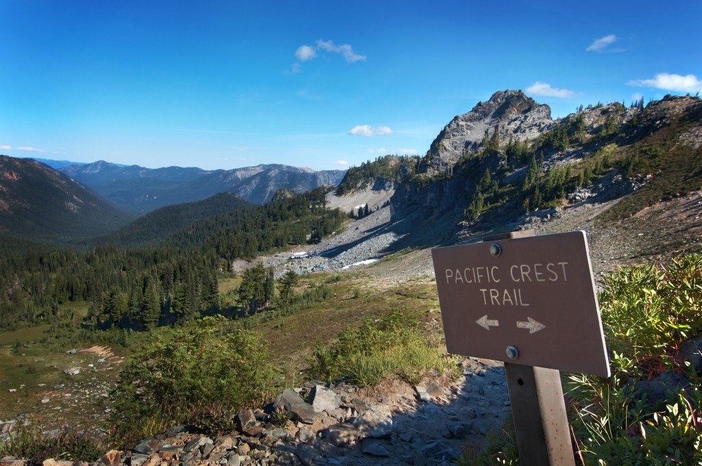 Pacific Crest Trail / © Samantha Levang / Flickr