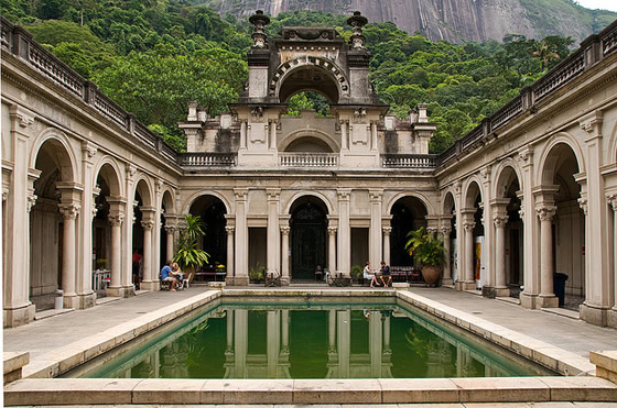 The wonderful Parque Lage |© ALESSANDRO VODRET FAVA/WikiCommons