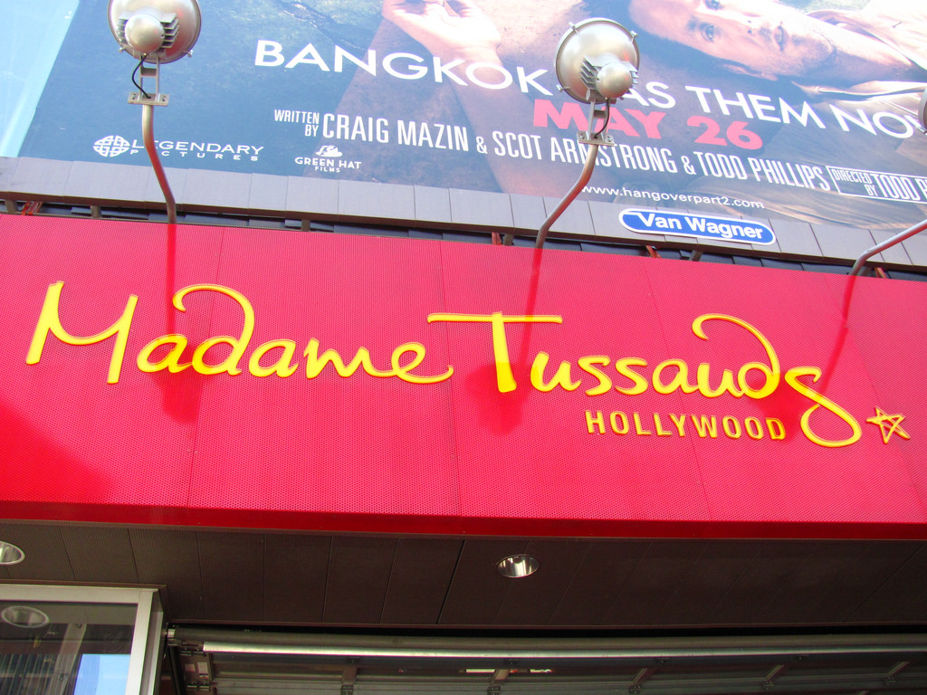 Madame Tussauds Hollywood © Loren Javier/Flickr