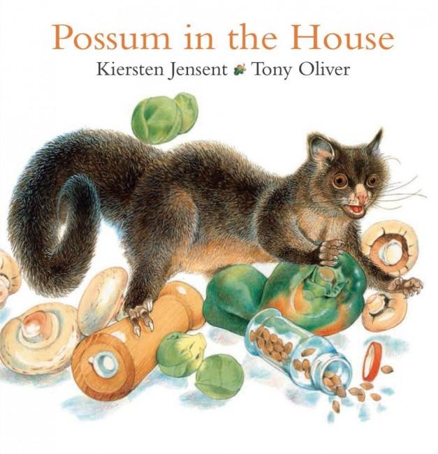 Possum in the House | © Gareth Stevens Pub