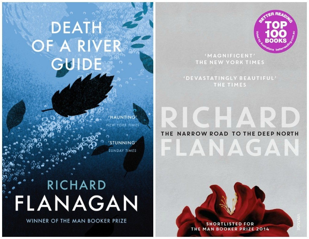 Death of a River Guide and The Narrow Road to the Deep North | © Penguin