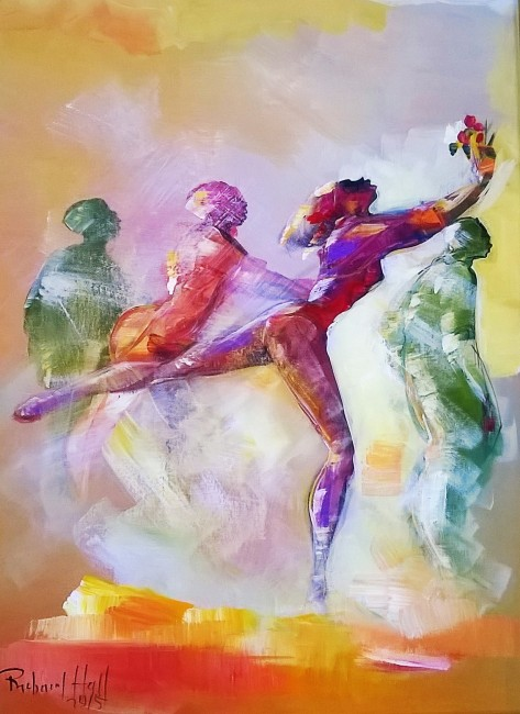 Dancers|Courtesy of Creative Framing & Art Gallery