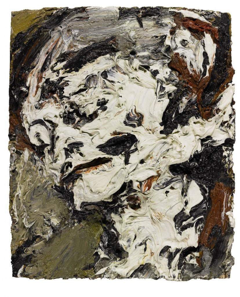 'Head of Gerda Boehm' by Frank Auerbach, 1965| Courtesy of Sotheby's