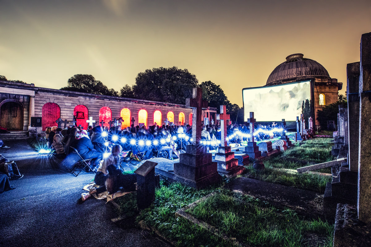 Your Guide To The Best Outdoor Cinema London Has To Offer