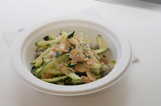 Zucchini Carpaccio | © Sarjoun Faour/Courtesy of Taste of Toronto