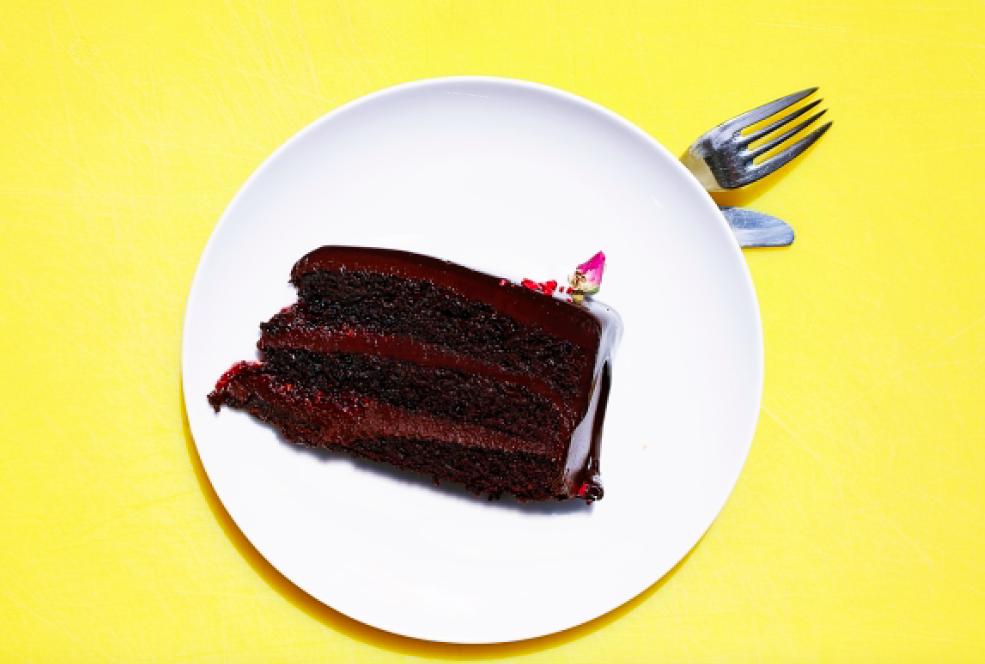 Chocolate pastry   © Toa Heftiba / Unsplash