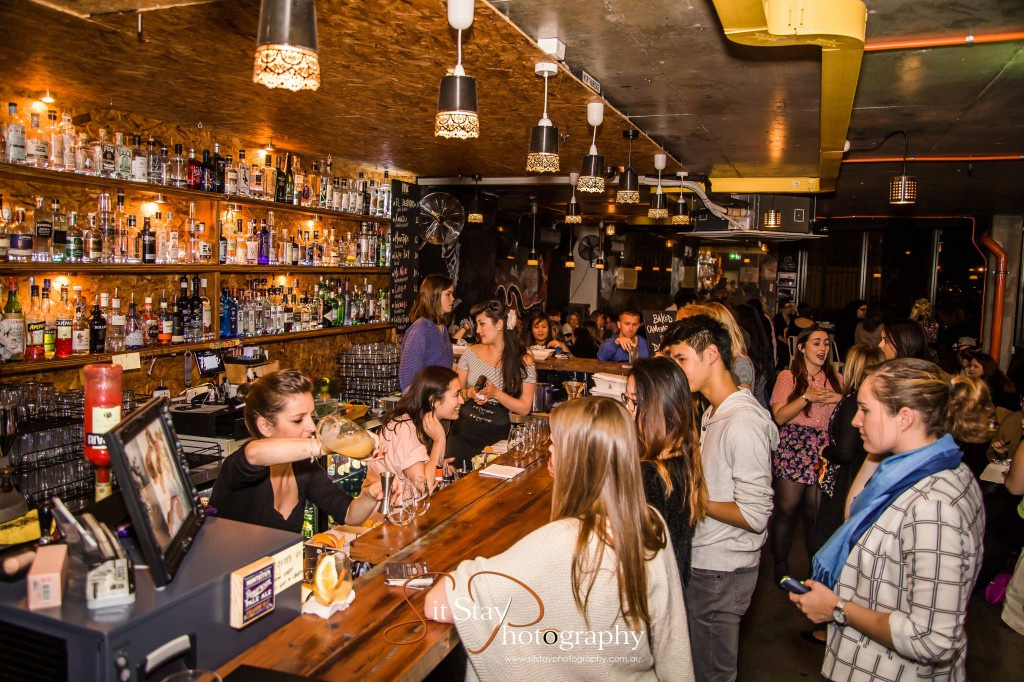 Frisk. Small Bar | Courtesy of Sit Stay Photography
