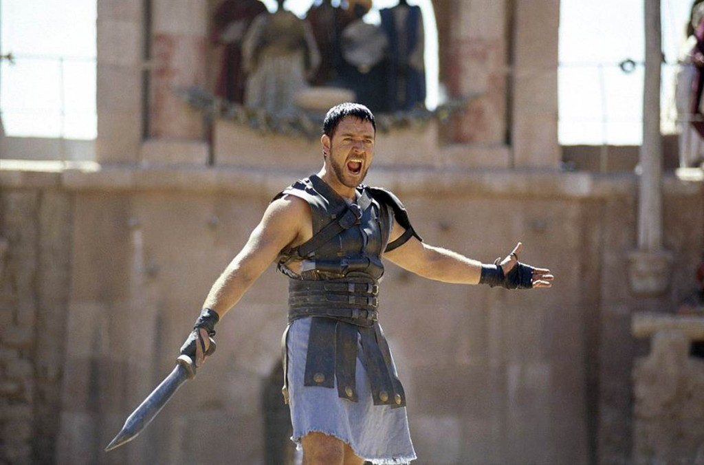 Russell Crowe in Gladiator | © DreamWorks SKG