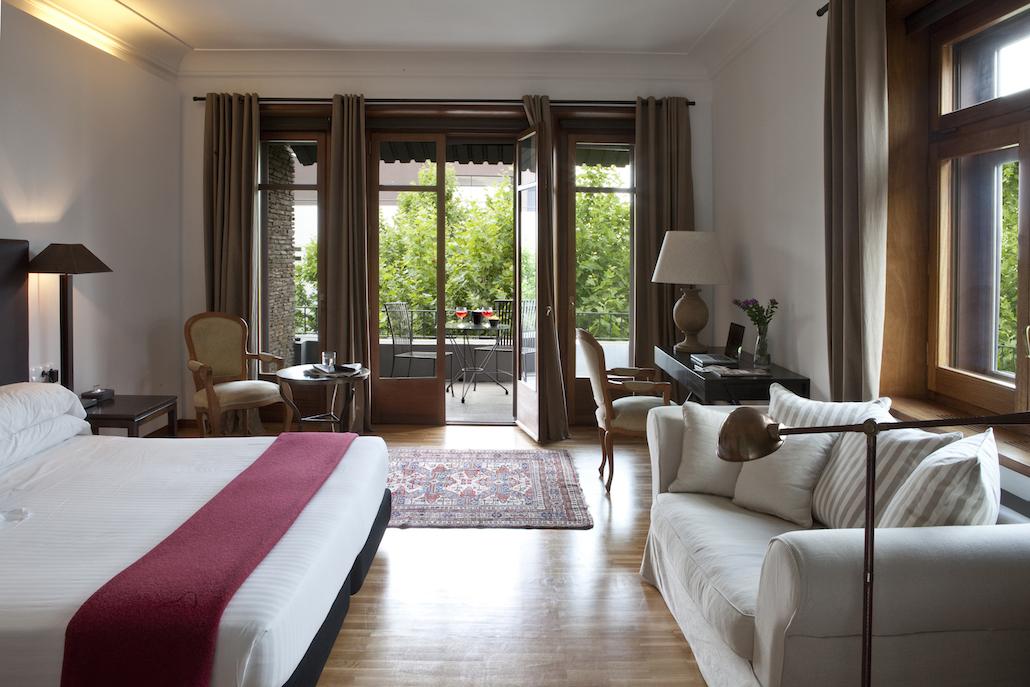 Superior room | Courtesy of Hotel Primero Primera