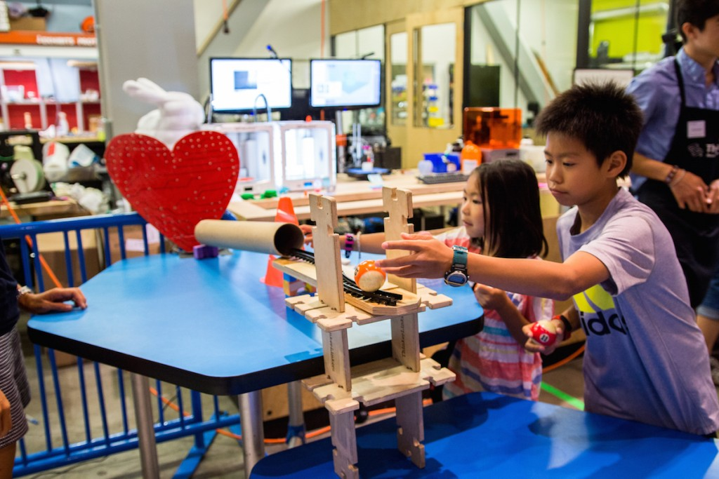 The Museum captures Silicon Valley's celebration of technology with a focus on the gizmos and gadgets produces by Valley companies © Courtesy of The Tech Museum of Innovations