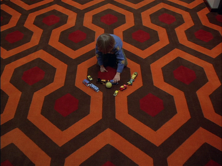 Scene from The Shining|© Warner Brothers/Film-grab.com