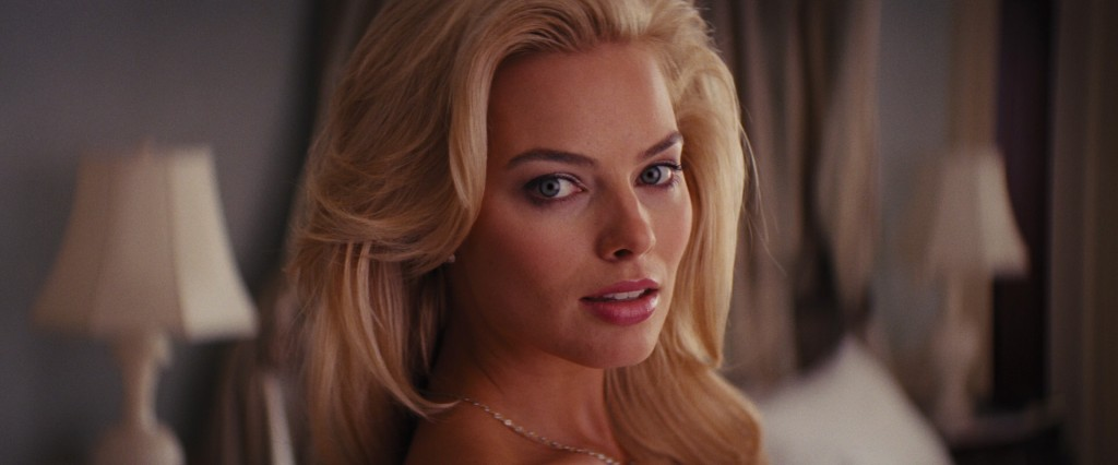 Margot Robbie in The Wolf of Wall Street   © Paramount Pictures