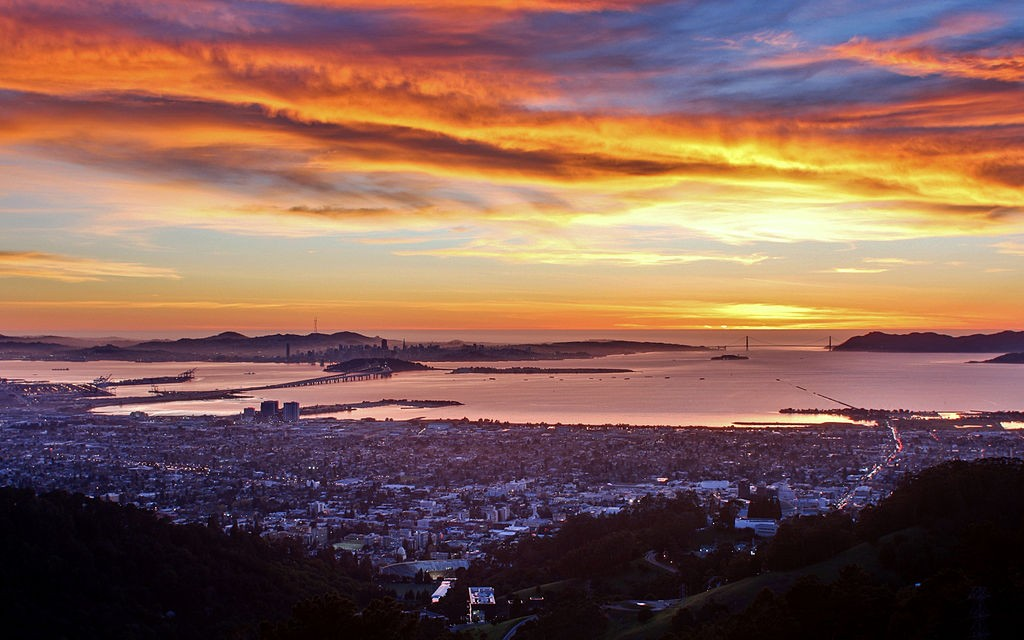 Sunset over Berkeley © Joe Park/Flickr