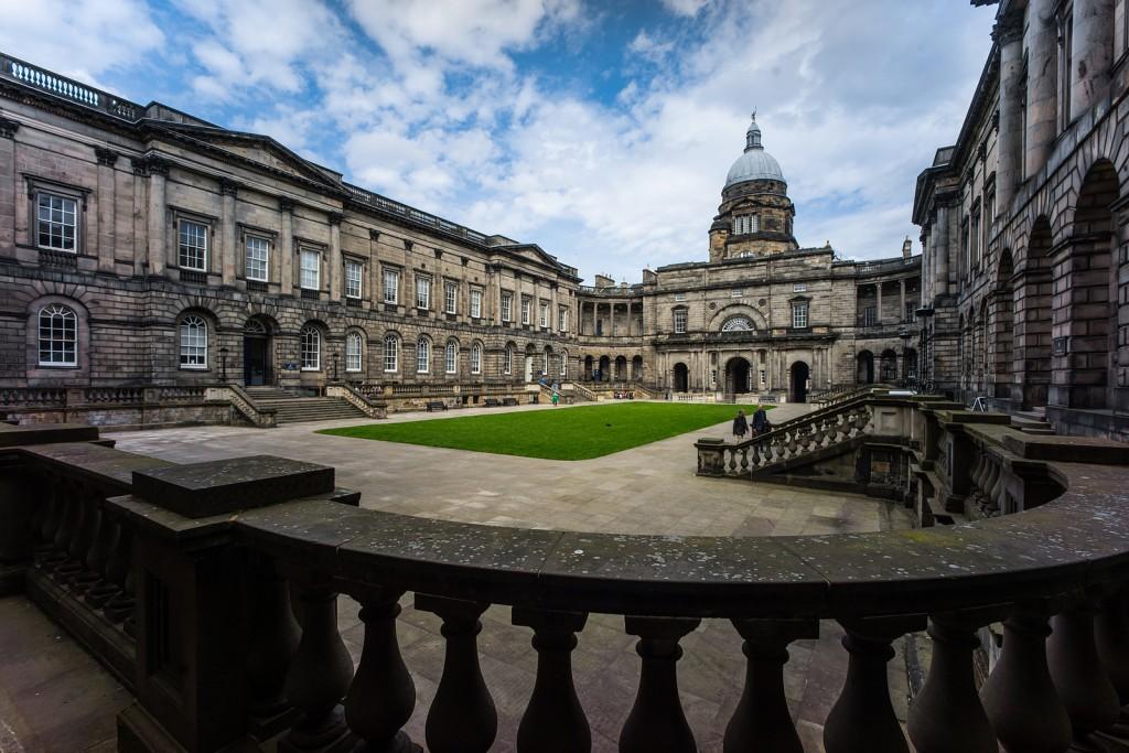 University of Edinburgh © Calvin K/Flickr