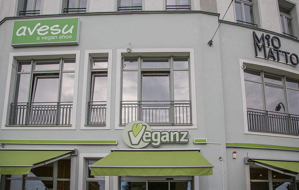 Veganz | © Tony Webster/WikiCommons