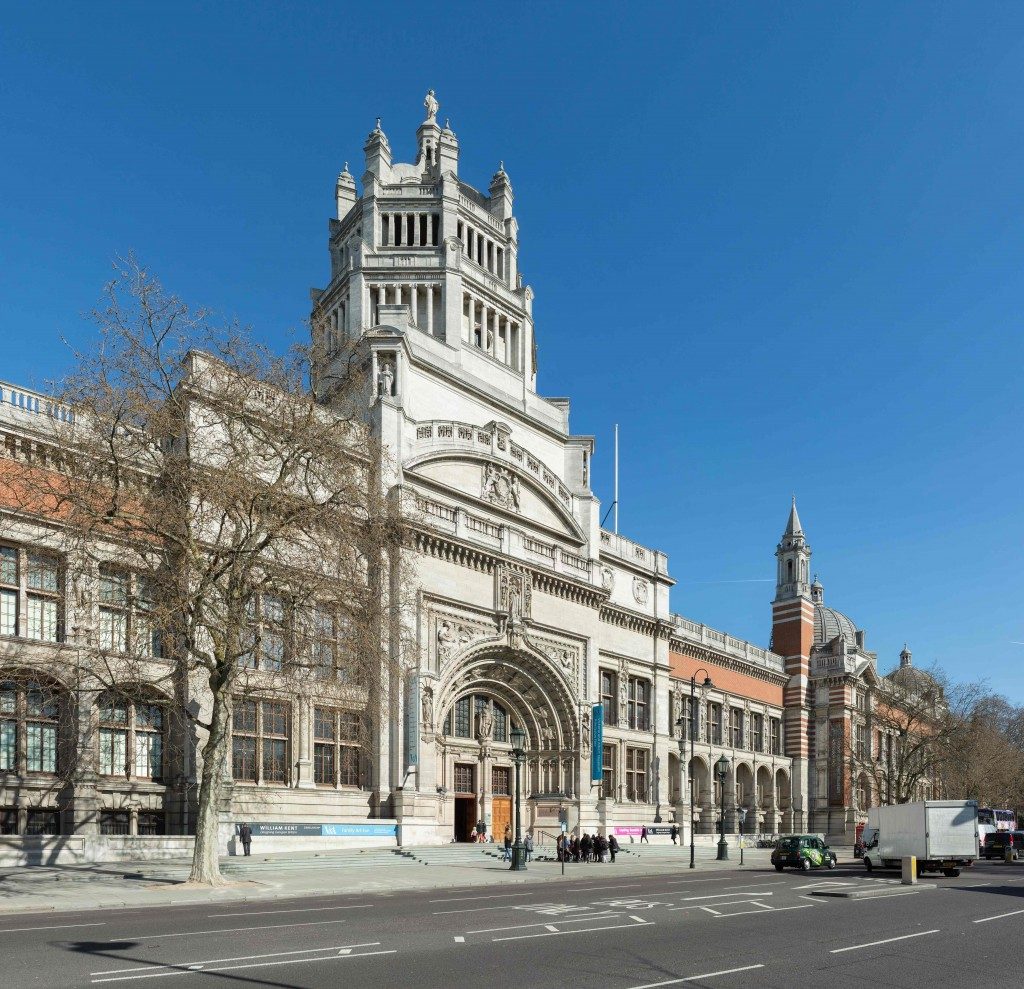 The Victoria and Albert Museum | © Diliff/WikiCommons