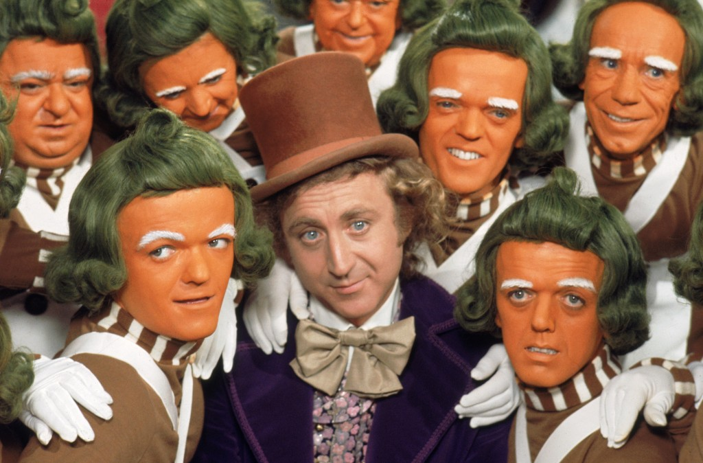 Willy Wonka & Oompa Loompa's 1971 film adaptation | © Wolper Pictures Ltd.